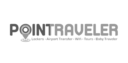 Point Traveler Lockers - Airport Transfer Wifi - Baby Traveler