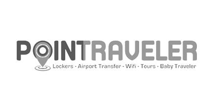Point Traveler Lockers - Airport Transfer Wifi - Baby Traveler