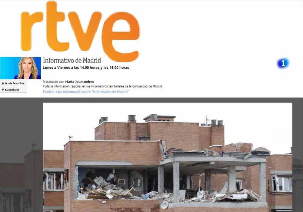 Informativo de Madrid RTVE