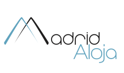 Madrid Aloja Logo