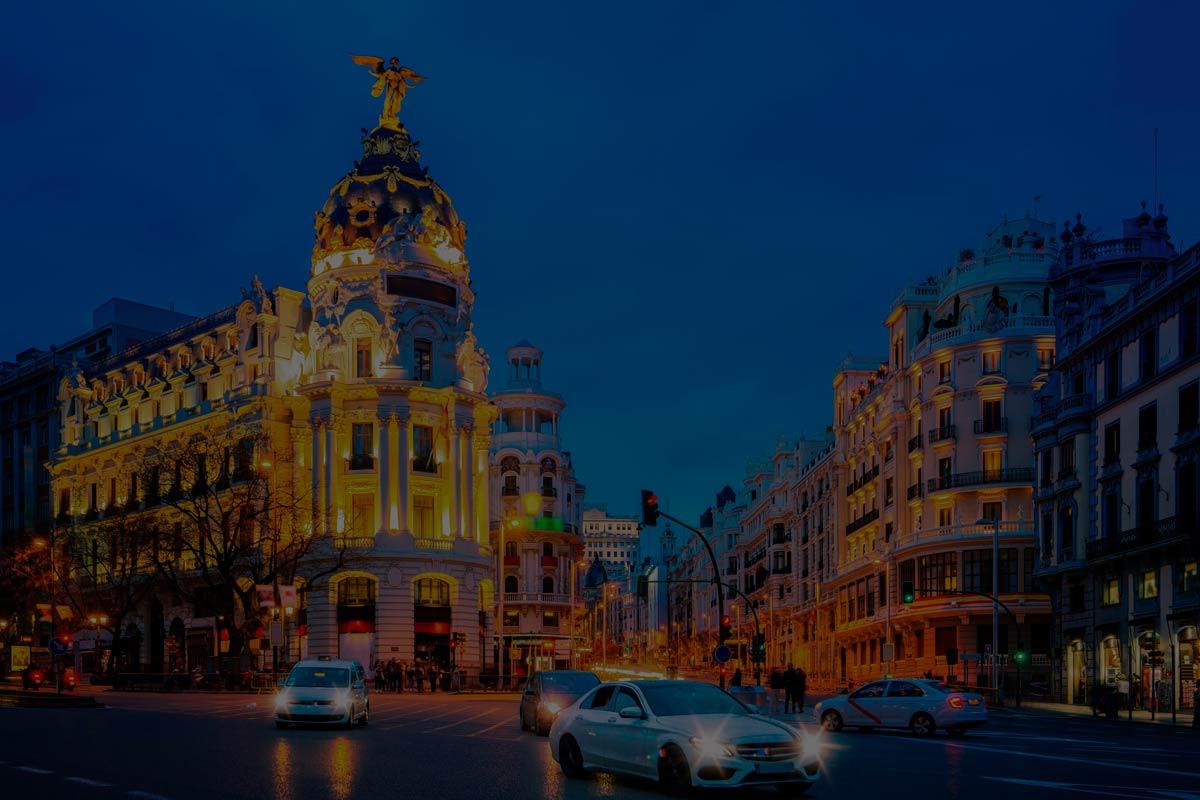 Madrid Aloja Slider