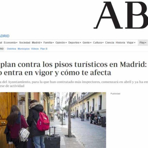 Nuevo plan contra los pisos turísticos en Madrid: cuándo entra en vigor y cómo te afecta