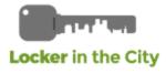 Logo Locker in the City